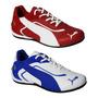 Vermelho e Branco/Branco e Azul