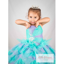 Vestido De Niña Fiesta - Para Presentación