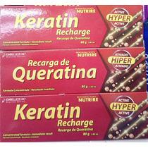 Recarga De Keratina 80g Producto Brazileño