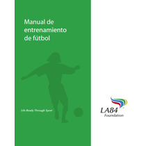 Libro Manual De Entrenamiento De Futbol