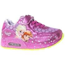 Zapatillas Frozen Con Luz Addnice Mundo Moda Kids