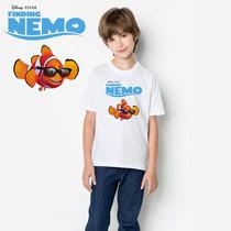 Camiseta Procurando Nemo Procurando Dory Dori Infantil