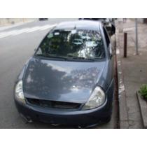 Ford Ka 1.0 Zetek Rocam //// Sucata ////