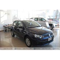 Volkswagen Vw Gol Trend 5 Ptas 0km 2017 Trendline L/n Azul