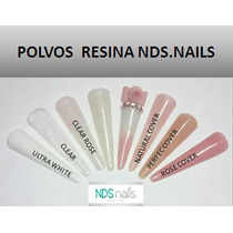 1/2 Oz Polvo Resina Clear Nds Nails