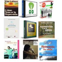 Pack Supera La Depresion: Libros Pdf Y Audios Mp3