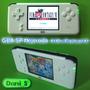 Gameboy Advance Sp Revo C/flashcart 101 Mejorada + Brillante