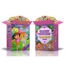 Kit Imprimible Dora La Exploradora Powerpoint 100% Editable