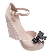 Salto Alto Melissa Lady Love Ii Original Sapatos Meninas Ad
