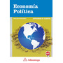 Libro Economía Política García Apolinar Alfaomega