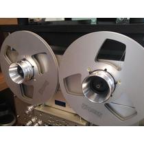 Nab Adaptador Tape Deck Rolo Revox Pioneer Akai Teac