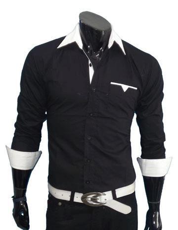 Camisas Modernas Caballeros Y Niños - Bs. 0 a6813fa35406e