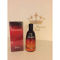 Fahrenheit 100 Ml - Dior - Masculino - Original E Lacrado -