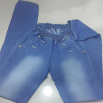 Jeans Pantalon De Dama Studio F Bonage
