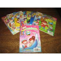 Seninha E Sua Turma Lote C/10 Edições Ano:1995 Ed.abril