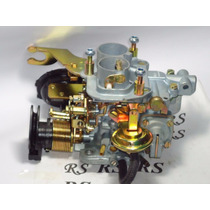 Carburador Mini Progressivo Gasolina Gol Voyage Parati 1.6