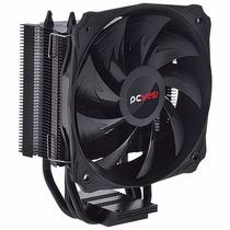 Cooler Intel Amd Zero K Z3 Fan 120 Mm Preto Pcyes Lga 130w