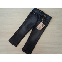 Calça Tigor T Tigre Jeans Baby 1p/3p