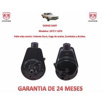 Bomba Licuadora Dirección Hidráulica P/caja Dodge Dart 75-76