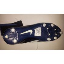 Nfl Nike Fut Bol Americano Zapato Talla 7 Vapor Pro
