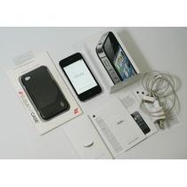 Iphone 4s 16gb Caja Original Funda De Regalo Apple Movistar