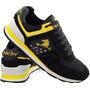 Preto - Amarelo