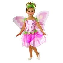 Disfraz Hada De La Primavera Niña T 2-4 Años Envio Gratis