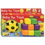 Brinquedo Pedagógico Baby Fun Toys - Pica Pau
