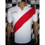 Camiseta Retro De River Campeon Nacional 1981 Olimpia