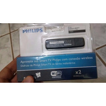 Pta 127 Adaptador Wireless Para Tvs Philips Smart