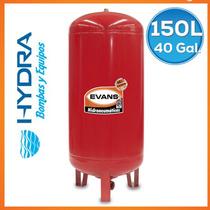 Tanque Hidroneumatico Hydro-mac ® De 150l Vertical