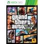Gta 5 Grand Theft Auto V Nuevo Fisico Xbox 360 Dakmor