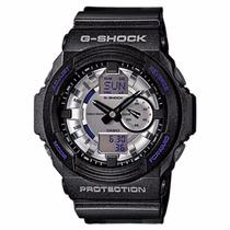 Relógio Casio G Shock Ga 150mf 8adr Wr200 H. Mundi 5 Alarmes