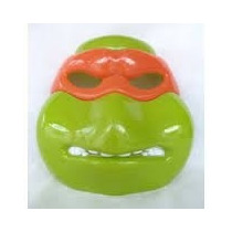 Mascara Dos Tartarugas Ninjas De Plastico Com Luz