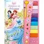 Xilófono De Princesas Disney. Paly A Sound * Dial Book