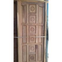 Puertas De Algarrobo Nuevas