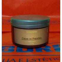 Creme Parafina Cenoura E Urucum 250g (bronzeamento Natural)