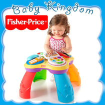 Mesa Didactica Musical Interactiva Fisher Price Para Bebe