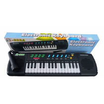 Piano Teclado Musical Infantil Sons Eletrônico 31 Teclas