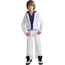 Disfraz Para Niño Bieber Fever Traje De Justin Bieber - Gra