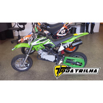 Mini Moto Cross St-db49f Pneus 12 1/2 X 2,75 - 49cc