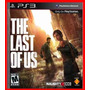 The Last Of Us Ps3 Código Psn - Dublado Portugues Br