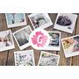 40 Fotos Polaroid, Imprimi Fotos Digitales Cumple Bautismo
