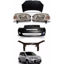 Kit Frente Fiat Uno Vivace Atractive 2010 A 2014