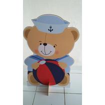 Ursinho Marinheiro 10 Display De Mesa E 1 De Chão De 70cm
