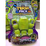 Nuevos Basuritos Trash Packgross Zombies Con 12 Figuritas .