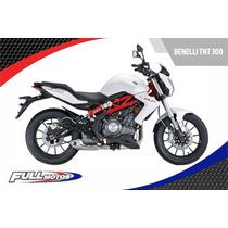 Benelli Tnt 300 - 0 Km 2016 - Pre Venta! Full Motos