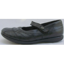 Ferli Zapatos Escolar Colegial 34 Cuero Vaca Negro (ana.mar)