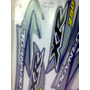 Adesivo Moto Tornado 250 Azul 2005 Kit Completo