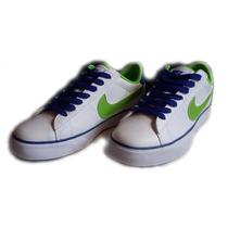 Apatillas Nike De Cuero Sweet Clasic Low